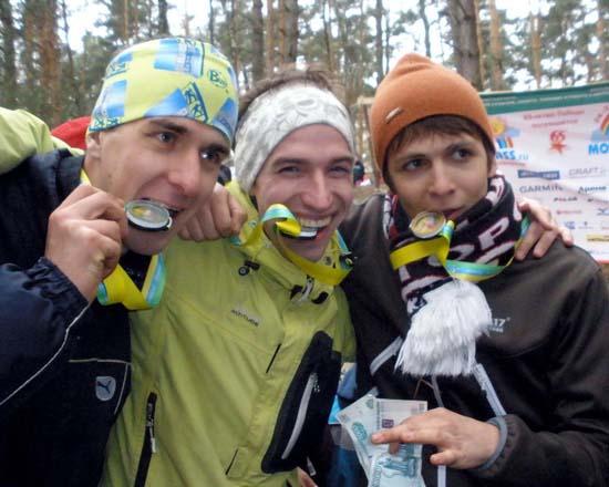 Победители Лабиринта на МосКомпасе